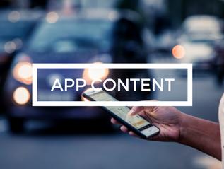 App Content
